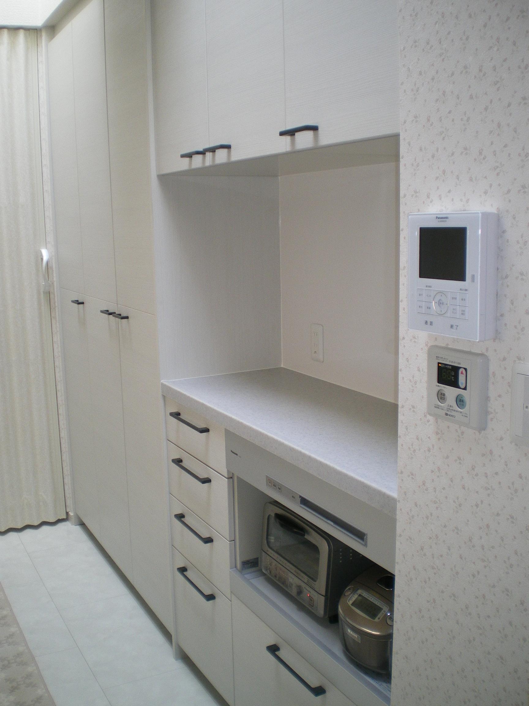 リフォーム事例 : 横浜市青葉区 戸建改装S様邸